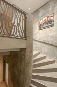 Spa ou équipements de bien-être de l'établissement Le Kube Annecy centre Appartements de luxe