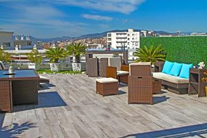 A patio or other outdoor area at Cannes Luxury and Design SEA & SKY « CLD »
