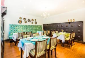Ресторан / где поесть в Matisse Hotel
