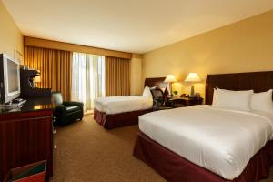 A room at DoubleTree by Hilton Tarrytown
