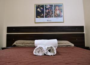A room at Pousada Caravela