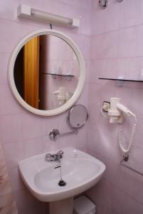 A bathroom at Casa Masover