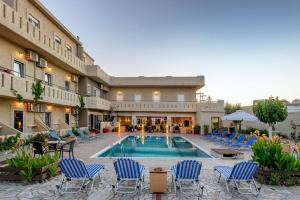 """The swimming pool at or near Despina Apartments """"by Checkin"""""""