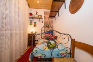 Ein Restaurant oder anderes Speiselokal in der Unterkunft Apartment La Bella