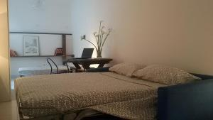 Letto o letti in una camera di Arvasia