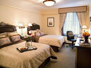 A room at Hotel Lucerne