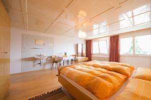 A room at Gasthof Kreuz Bildstein