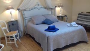 A room at La Clef des Champs