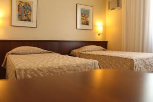A room at Aracoara Hotel