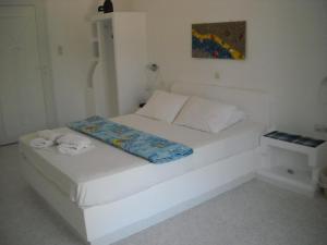 A room at Ostria Vento
