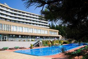 Bazén v ubytovaní Beskydsky Hotel Relax alebo v jeho blízkosti