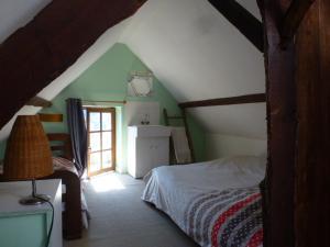 A room at Gîte des Gabelous