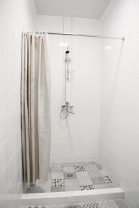 Ванная комната в Brusnika Hostel