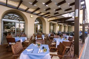 Εστιατόριο ή άλλο μέρος για φαγητό στο Ibiscus Hotel
