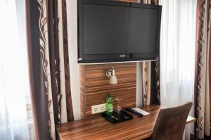 TV/Unterhaltungsangebot in der Unterkunft Boutique Hotel Villa-Soy