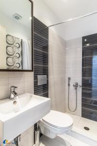 Ένα μπάνιο στο Naxos Mare