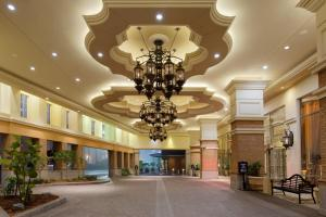 The lobby or reception area at Harrah's New Orleans Hotel & Casino