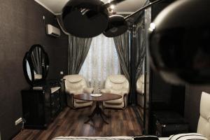 Zona de estar de Egoiste Mini-Hotel