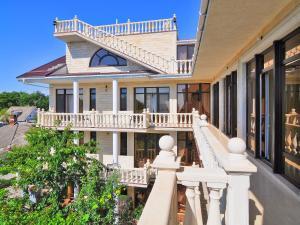 Балкон или терраса в Гостевой дом Де Люкс
