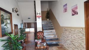 Os clientes hospedados em Hospedaria D´Ines De Castro