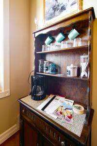 A kitchen or kitchenette at Brew House Boarding