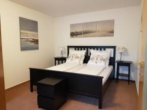 Ein Zimmer in der Unterkunft Hotel Abtshof