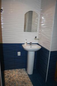 Ванная комната в Гостевые каюты «Витязь»