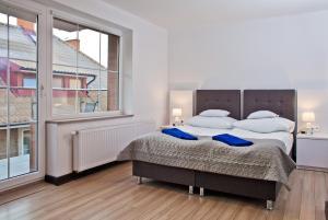 Pokój w obiekcie Haller House Apartamenty