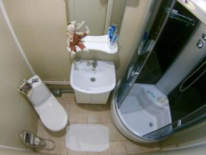 Ванная комната в Мини-отель Фонтанка 64