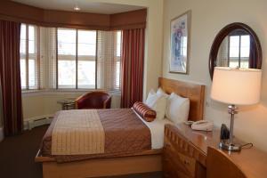 A room at Alexander Inn