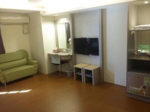 凱登商務旅館休息區