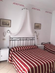 A room at Hotel Villa Elle