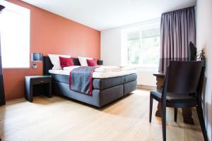 Ein Zimmer in der Unterkunft Hotel & Restaurant Gut Hungenbach