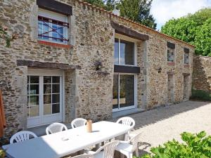 A porch or other outdoor area at Holiday Home Le Clos des Vignes