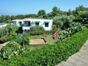 Giardino di Locazione Turistica Passo dell'Arciprete-1