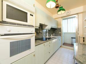 A kitchen or kitchenette at Apartment Presqu'Ile