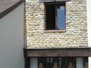 A balcony or terrace at Holiday Home La Tour