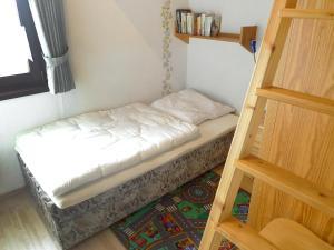 Ein Zimmer in der Unterkunft Holiday Home Altes Land.2