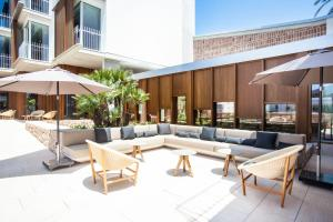 A porch or other outdoor area at Ocean Drive Talamanca