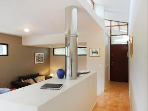 The lobby or reception area at Holiday Home Villa Isabelle