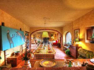 Ristorante o altro punto ristoro di Locazione Turistica Villa La Fiorita