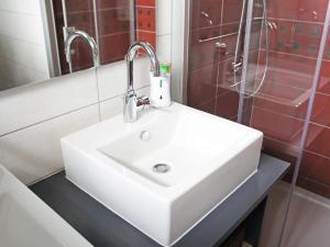 A bathroom at Holiday Home La Boissière