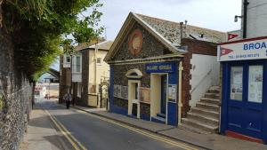 The facade or entrance of The Guest House Broadstairs