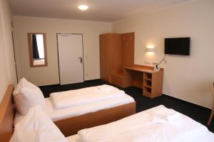 A room at City-Pension Magdeburg