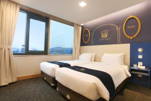 A room at Hotel Skypark Kingstown Dongdaemun