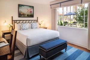 A room at Hotel Milo Santa Barbara