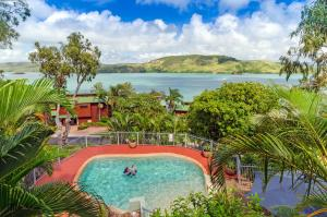 The swimming pool at or near Heliconia Grove 9