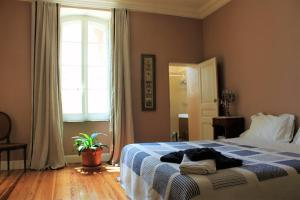 A room at B&B Coup de Coeur