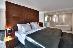 Pokoj v ubytování Prezident Luxury Spa & Wellness Hotel