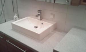 A bathroom at New Danube Flat